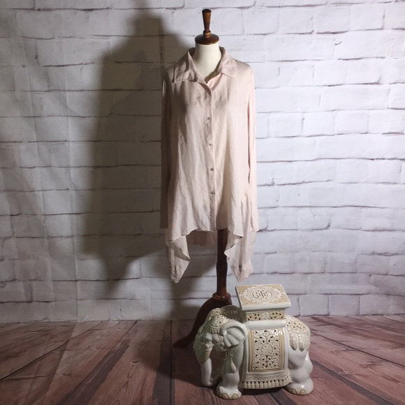 LOGO Lori Goldstein Lunchtime Special Tunic Shirt
